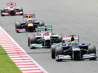 В Формуле-1 появятся три новых директора
