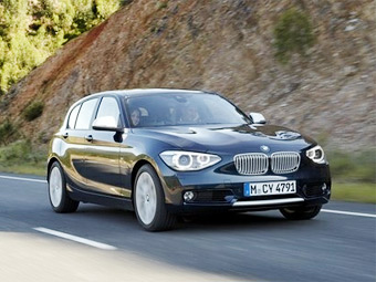 """BMW планирует расширить линейку """"копеек"""" седаном"""
