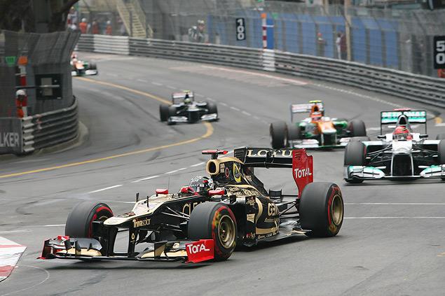 Очередь побеждать в Формуле-1 дошла до Марка Уэббера. Фото 2