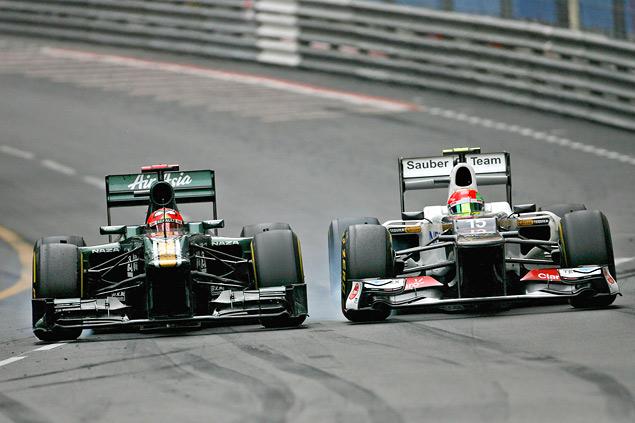 Очередь побеждать в Формуле-1 дошла до Марка Уэббера. Фото 3