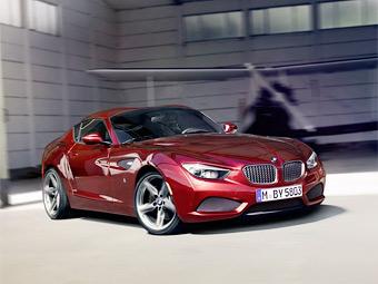 BMW и Zagato построили стильное купе на базе родстера Z4
