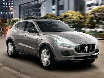 "Maserati придумала систему симуляции ""спортивного"" звука"