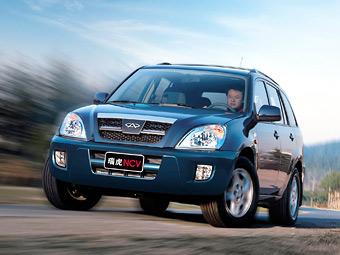 Компания Chery установила новый рекорд экспорта автомобилей