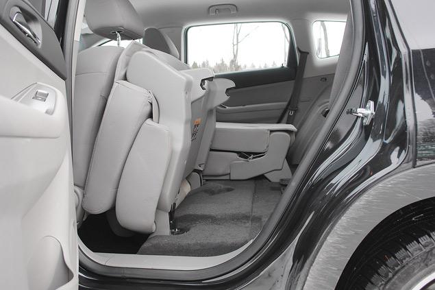 Длительный тест Chevrolet Orlando: часть вторая. Фото 2