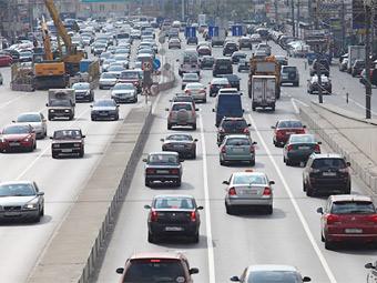 Россия оказалась в середине рейтинга обеспеченности автомобилями