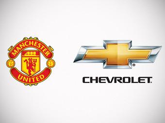 "Chevrolet заключил сделку с ""Манчестер Юнайтед"""