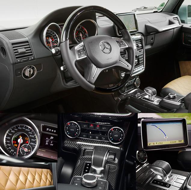 Ищем смысл в самом абсурдном внедорожнике Mercedes-Benz. Фото 2