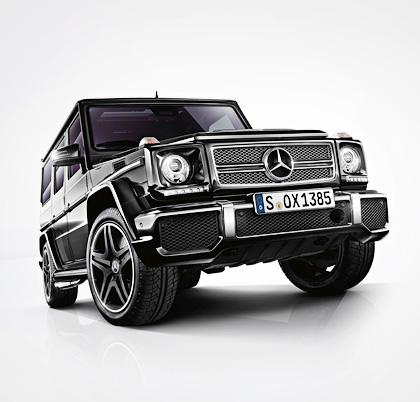 Ищем смысл в самом абсурдном внедорожнике Mercedes-Benz. Фото 7