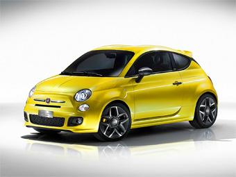 На базе Fiat 500 построят купе и компактный кроссовер