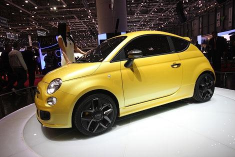В 2013 году Fiat планирует выпустить на базе модели 500 компактвэн, кроссовер и купе