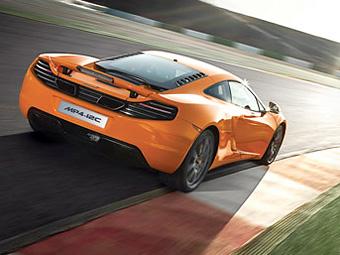 McLaren бесплатно увеличит мощность суперкаров MP4-12C