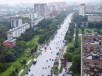 Щелковское шоссе реконструируют за 10 миллиардов рублей