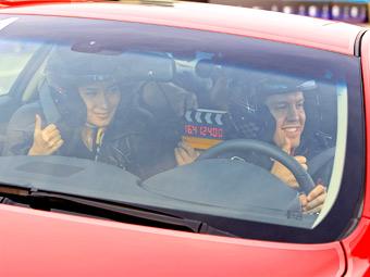 Феттель проедет по непостроенной трассе Формулы-1 в США