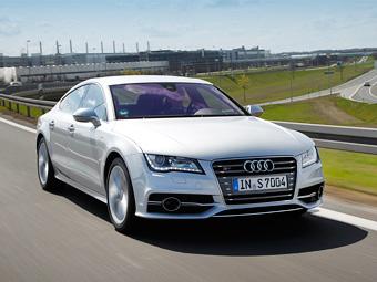 Компания Audi назвала российские цены на модели S7 и S6