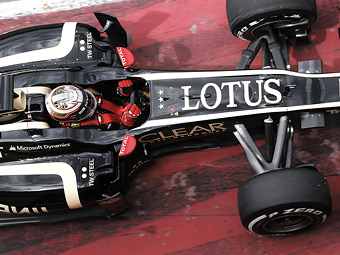 Убытки команды Lotus Формулы-1 сократились на 19 миллионов долларов