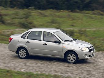 Lada Granta обогнала Ford Focus по продажам