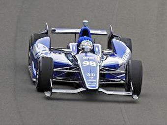 Бывший клиент Lotus в INDYCAR выиграл поул-позицию с мотором Honda