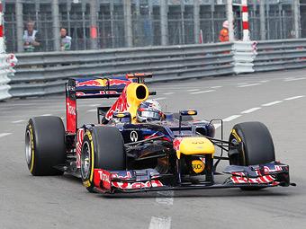 Феттель на шесть тысячных секунды опередил Алонсо в тренировке Формулы-1