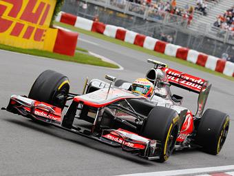 Льюис Хэмилтон стал седьмым победителем в семи гонках Формулы-1
