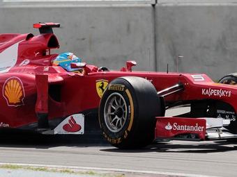 Алонсо переложил ответственность за провал в Канаде на шины Pirelli