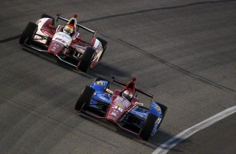 Команда Dale Coyne Racing сохранила победу в гонке несмотря на лишение пяти очков и денежный штраф