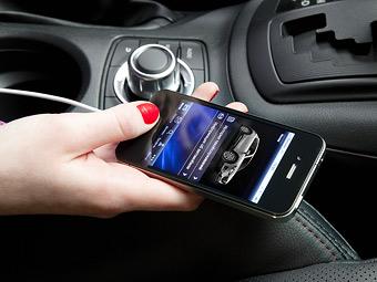 Apple внедрит в автомобили систему голосового управления