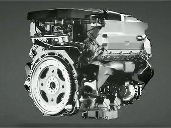 Компания Jaguar рассекретила новый двигатель
