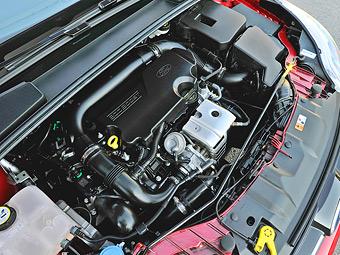 Названы лучшие двигатели 2012 года
