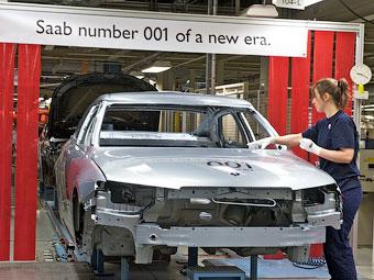 Saab возобновит выпуск автомобилей в 2014 году