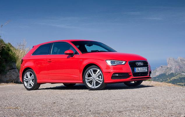 Тест-драйв Audi A3 нового поколения. Фото 5