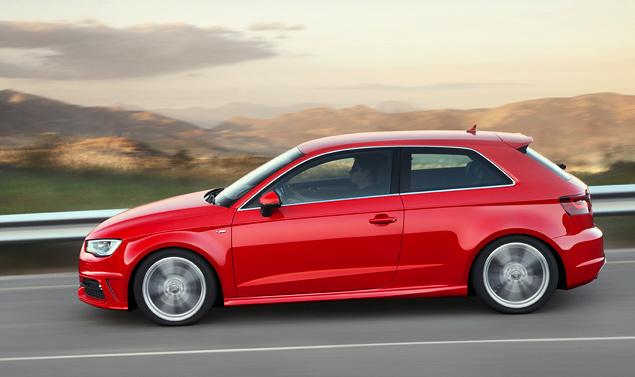 Тест-драйв Audi A3 нового поколения. Фото 8