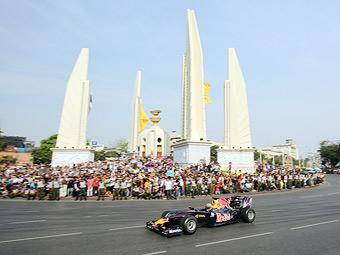 Таиланд решил принять гонку Формулы-1 в 2014 году