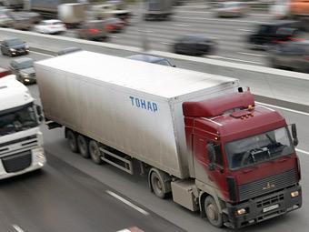 Московские власти задумали уменьшить в городе число грузовиков