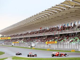 Инвесторы купили часть Формулы-1 за 500 миллионов долларов