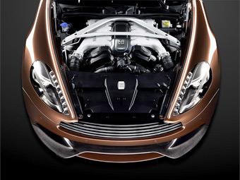 Aston Martin сообщил первые данные о преемнике суперкара DBS