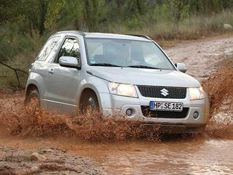 Премьера обновленного Suzuki Grand Vitara пройдет в Москве