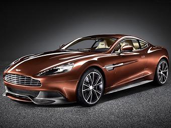 Aston Martin рассекретил новый 573-сильный суперкар