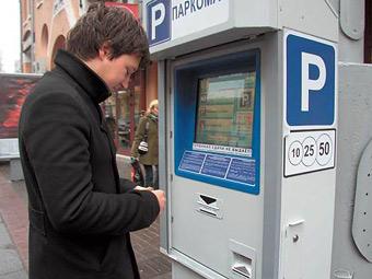 Платные парковки в центре Москвы откроют 1 ноября
