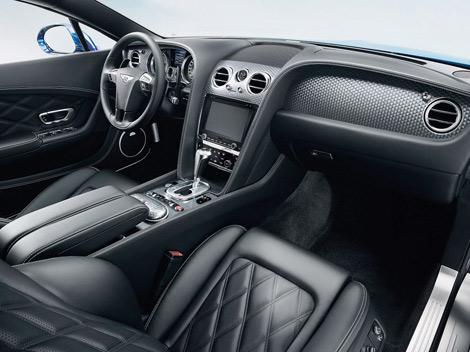 Обновленное купе Continental GT Speed получило 625-сильный мотор W12. Фото 3