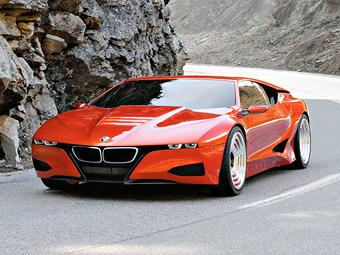 BMW вернулась к идее выпуска преемника суперкара M1