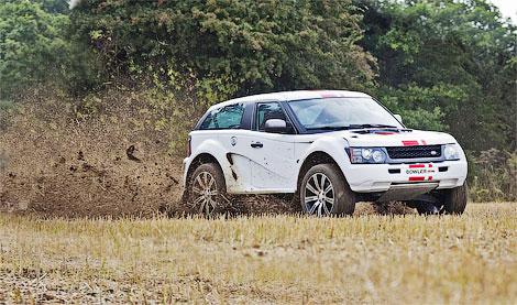 Land Rover и Bowler подписали долгосрочное соглашение о партнерстве