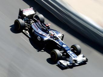 Пастор Мальдонадо стал быстрейшим в тренировке Гран-при Европы