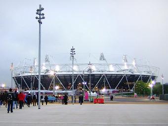 В Олимпийской деревне Лондона решили проложить трассу Формулы-1
