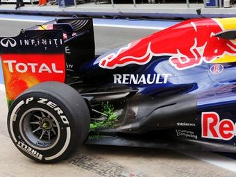 Обновления болида сделали Red Bull самой стабильной машиной в Валенсии