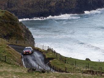Раллийная команда Citroen завоевала третий дубль в WRC подряд