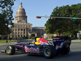 Гран-при Америки исчез из предварительного календаря Формулы-1