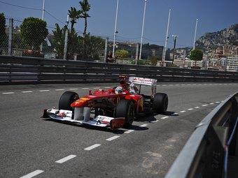 Фернандо Алонсо выиграл хаотичный Гран-при Европы