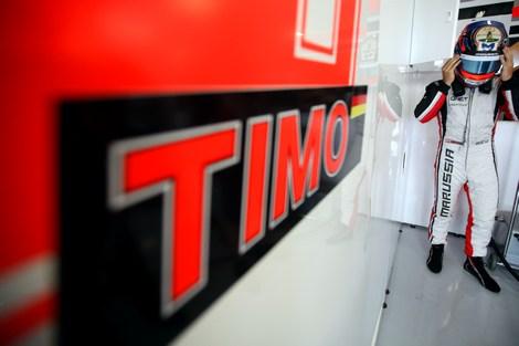 Пилот команды Marussia не сможет стартовать в гонке Формулы-1 в Валенсии из-за кишечной инфекции