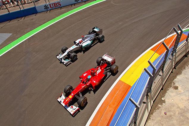 Алонсо первым из пилотов Формулы-1 добился двух побед в сезоне. Фото 2