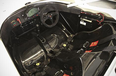 Британский производитель представил новую модель с мотором Suzuki